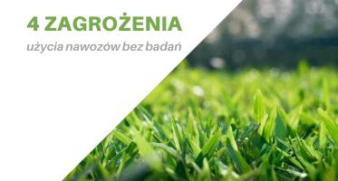 4 zagrożenia użycia nawozów bez badania gleby
