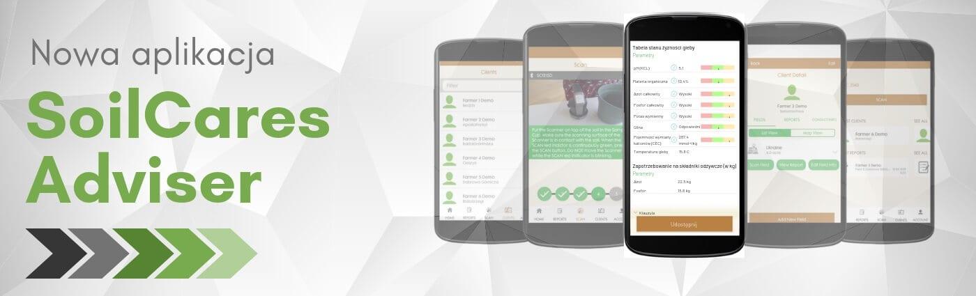 soilcares adviser app